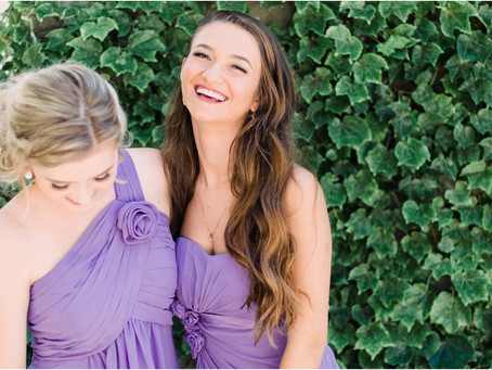 BRIDESMAIDS | STYLIZED BRIDAL SESSION at ST. LOUIS CITY
