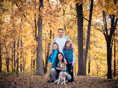 YOUNG | FAMILY LIFESTYLE SESSION at FORT ZUMWALT PARK