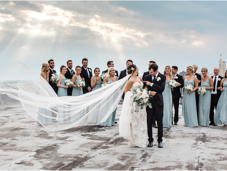 JORDAN & MICHAEL | TIMELESS, ROMANTIC  WEDDING AT THE NEO ON LOCUST
