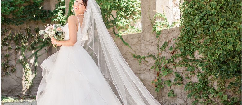 L'AMOUR BY CALLA BLANCHE | STYLIZED BRIDAL SESSION at ST. LOUIS CITY