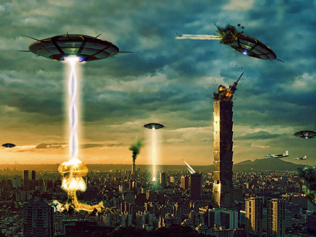 The UK's Top10 UFO Hotspots