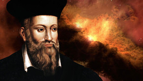 Nostradamus 2022 Its the end of the world as we know it?