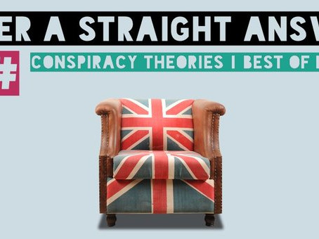76# Conspiracy theories | Best of British - Show Notes