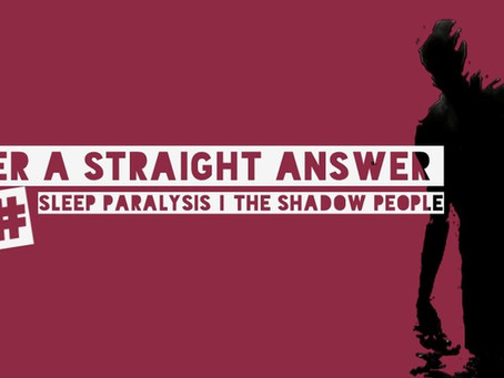 77# Sleep paralysis | The shadow people - Show notes