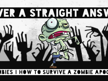 60# Zombies | How to survive a zombie apocalypse