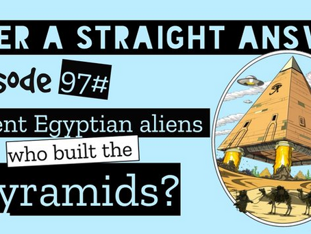 97# Ancient Egyptian aliens | who built the pyramids?