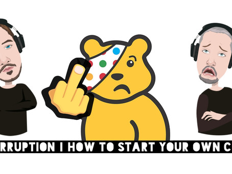 Episode 63# Corruption | How To Start A Charity