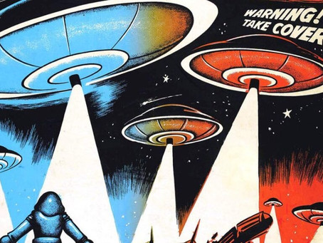 Download the full pentagon UFO Report here