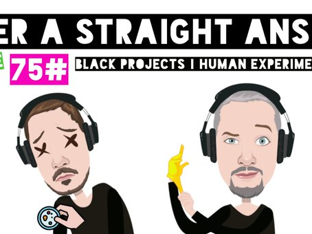 75# Black projects | Human experimentation - Show notes