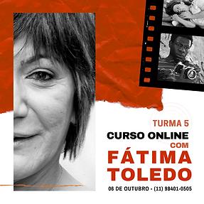 Curso online com Fatima Toledo