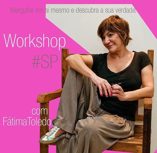 Workshop com Fátima Toledo