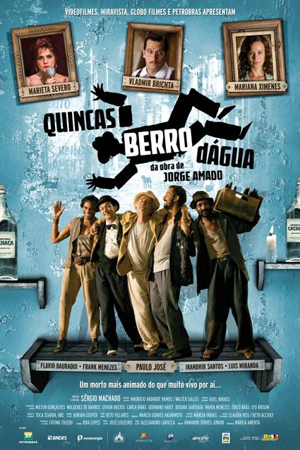QUINCAS BERRO D'ÁGUA