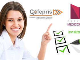 COFEPRIS autoriza ANS1 en México.