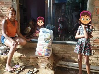 Ação Social em Porto Velho (RO)