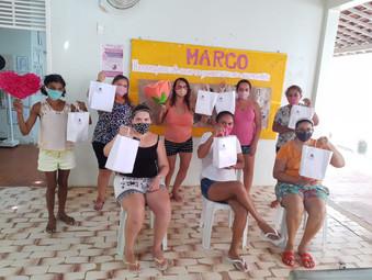 Ação social dia da mulher em Mossoró - RN