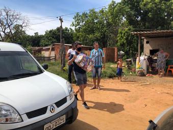 Ação Social de Natal de Campo Grande - Mato Grosso do Sul