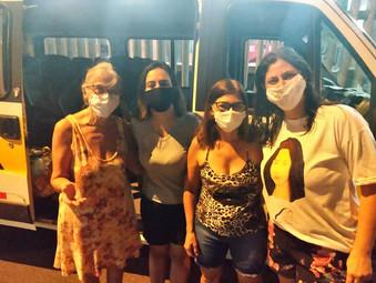 Ação Social para moradores de Rua no Rio Grande do Sul