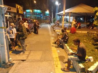 Moradores de Rua em São Leopoldo e Sapucaia do Sul - RS