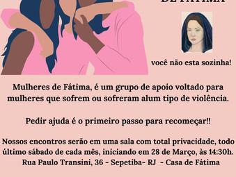Mulheres de Fátima