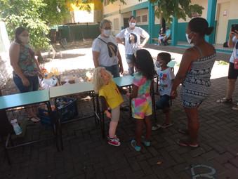 Ação Social de Natal em São Leopoldo - Rio Grande do Sul