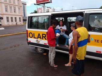 Ação Social do Geff de São Leopoldo (RS)