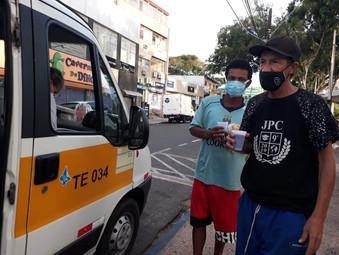 Ação Social em São Leopoldo - RS