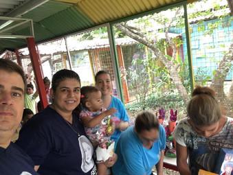 Ação de Páscoa - GEFF Campo Grande - MS