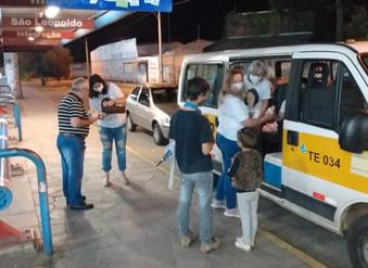 Ação Social Geff de São Leopoldo, RS
