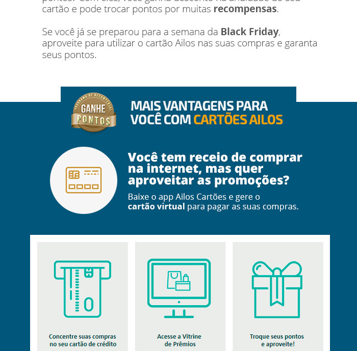 Email marketing Blackfriday