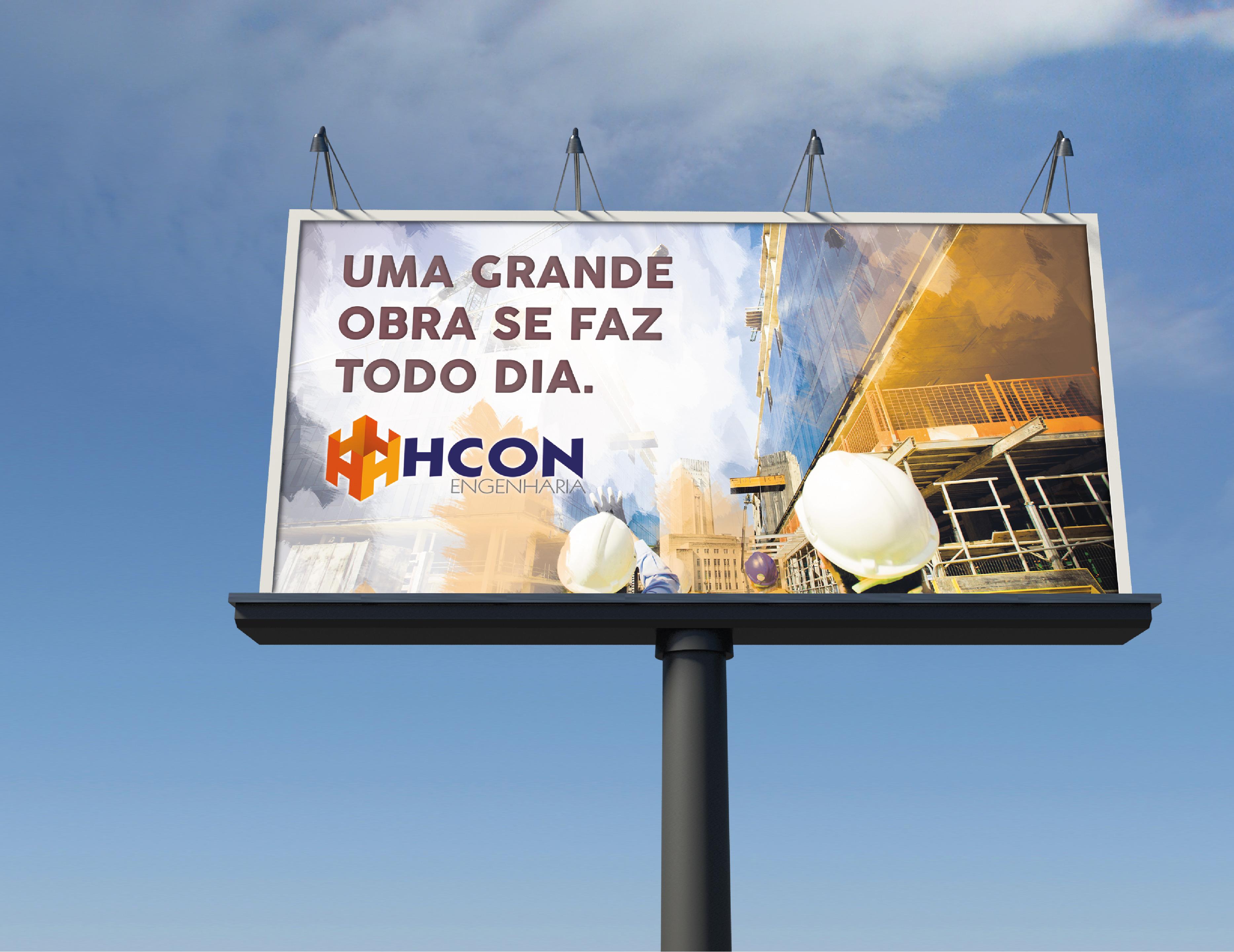 HCON Engenharia - Fachada