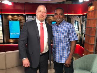 NBC's Khalil Ekulona