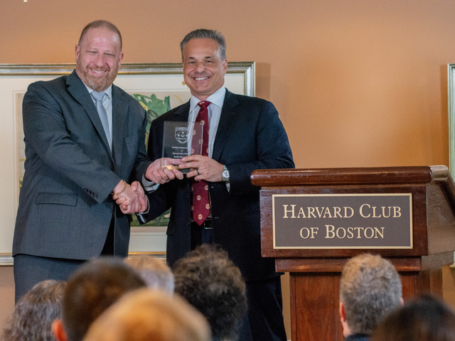 Award Winner - Harvard Storyteller Summit