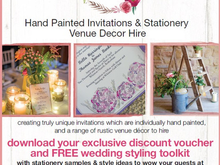 Our Exclusive Offer for I Do Readers