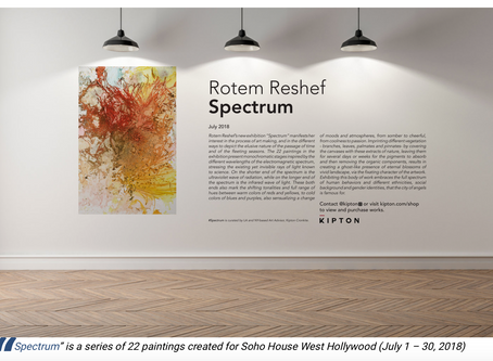 Rotem Reshef on her New Art Series: 'Spectrum'