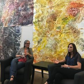 Gallery talk with Shana Nys Dambrot