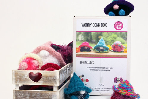 Worry Gonk Box
