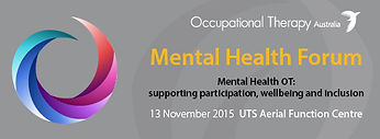 2015 NSW Mental Health Forum - banner ad
