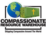 COMPASSIONATE RESOURCE WAREHOUSE logo