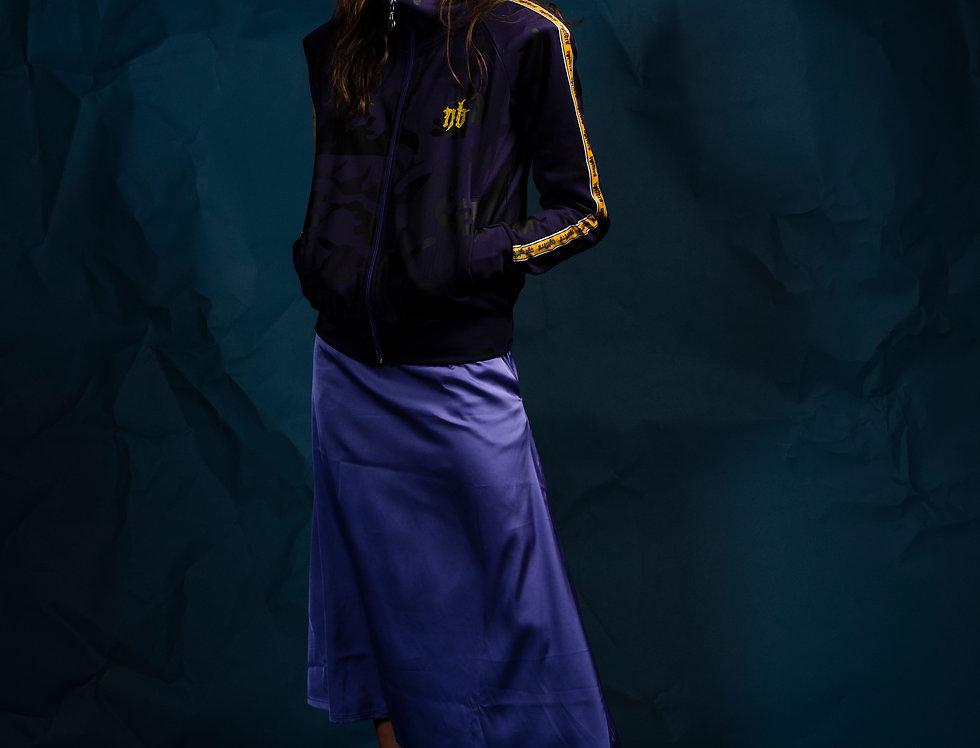 Inmate Skirt - Purple Haze
