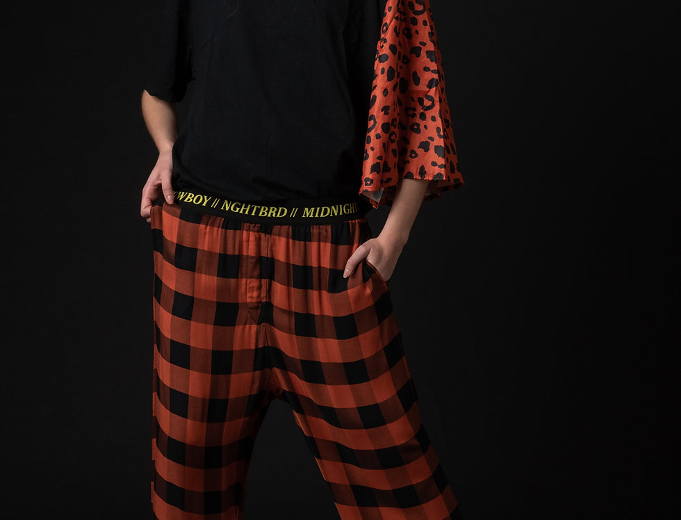 INSOMNIA FLANNEL PANT
