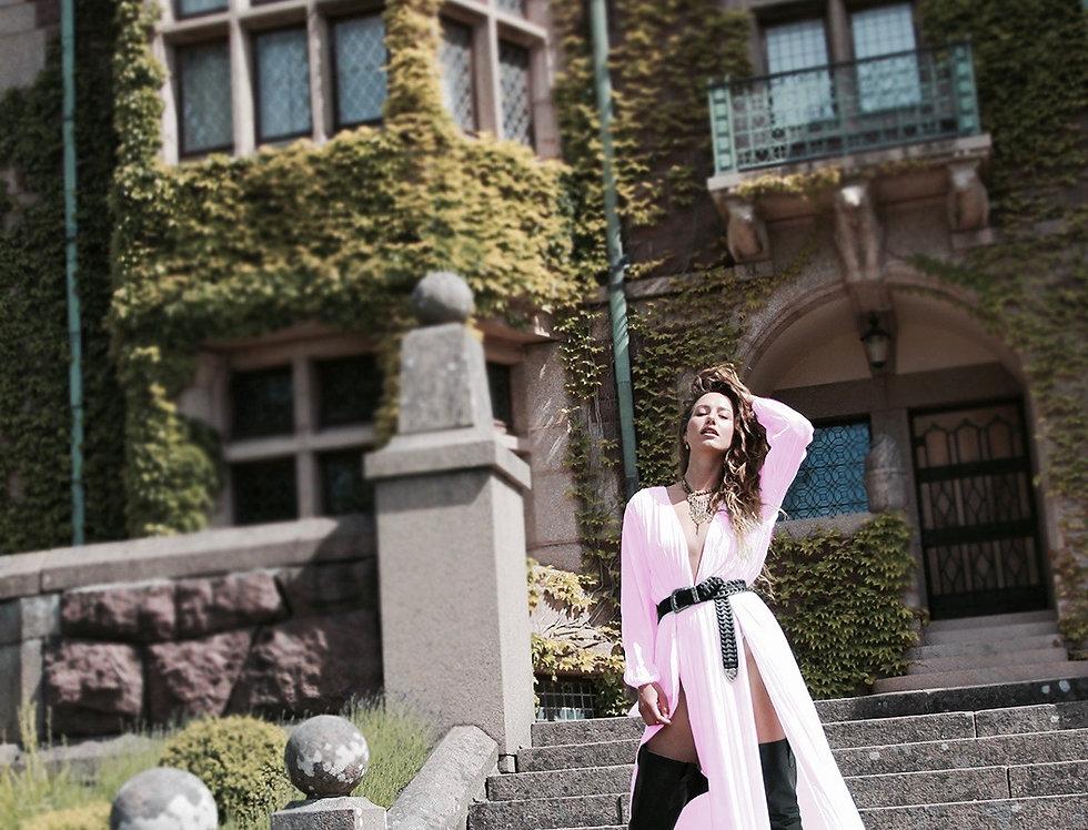 GYPSY MAXI DRESS - Moonbeam
