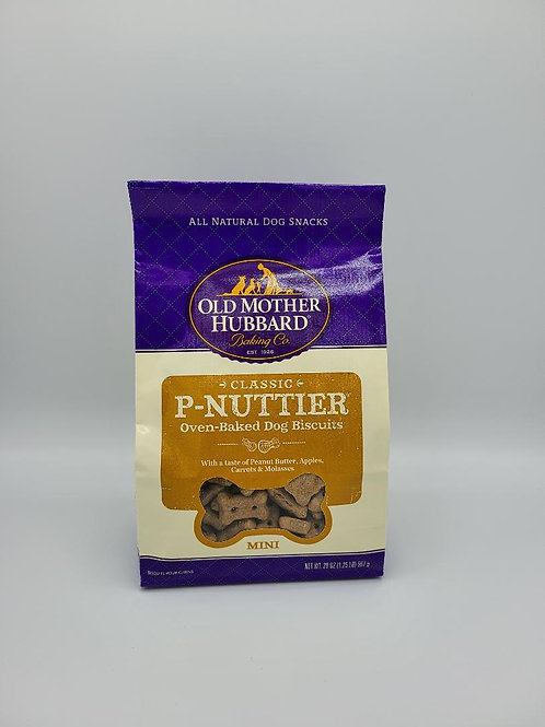 Old Mother Hubbard Peanut Butter Mini Biscuits