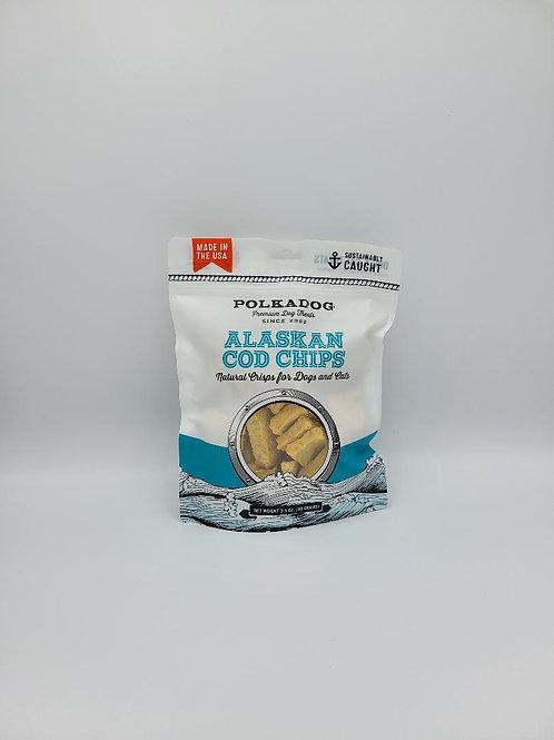 Polkadog Alaskan Cod Chips