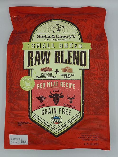 Stella & Chewy's Small Breed Freeze-Dried Baked Kibble Beef, Lamb & Venison