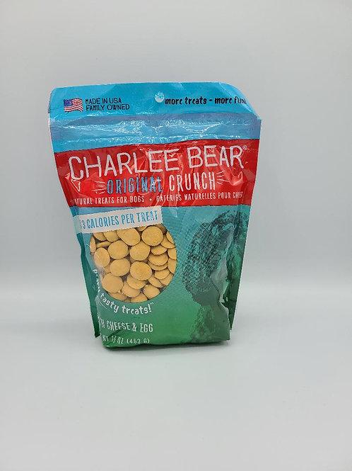 Charlee Bear Cheese and Egg