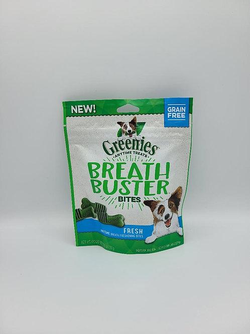 Greenies Breath Buster Bites Fresh Mint