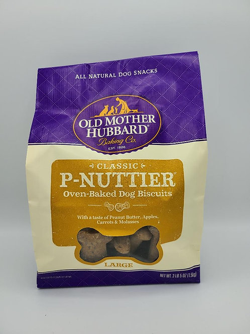 Old Mother Hubbard Peanut Butter Large Biscuits