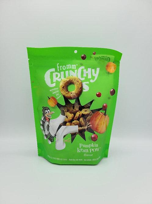 Fromm Crunchy Os Pumpkin Kran Pow
