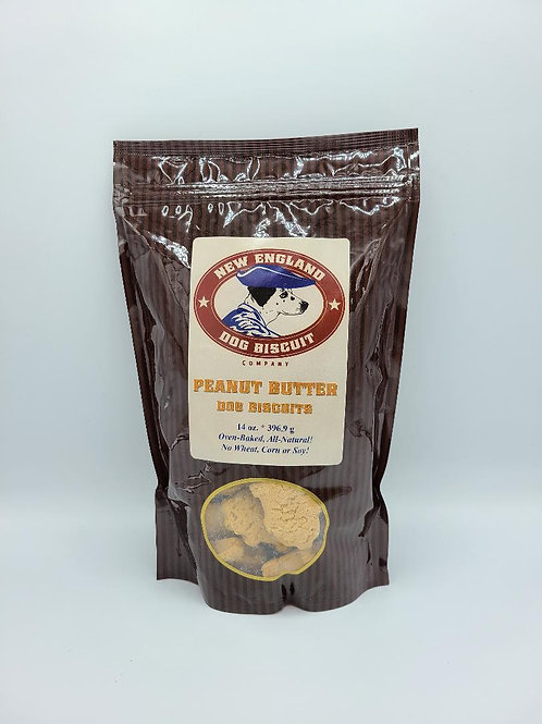 New England Dog Biscuits Peanut Butter
