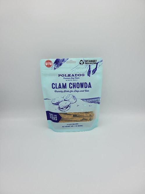 Polkadog Clam Chowda